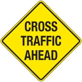 reflective-warning-signs-cross-traffic-ahead-ff0398-lg