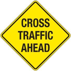 reflective-warning-signs-cross-traffic-ahead-ff0398-lg